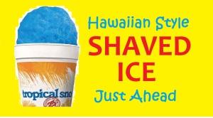Shave Ice Durham